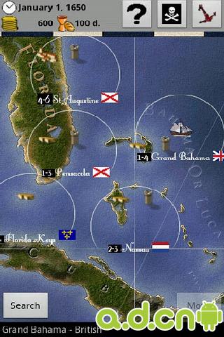 海盜與商人 Pirates and Traders v2.7.4-Android角色扮演類遊戲下載