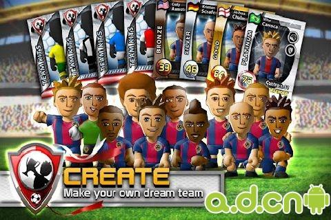 《大运足球 Big Win Soccer》