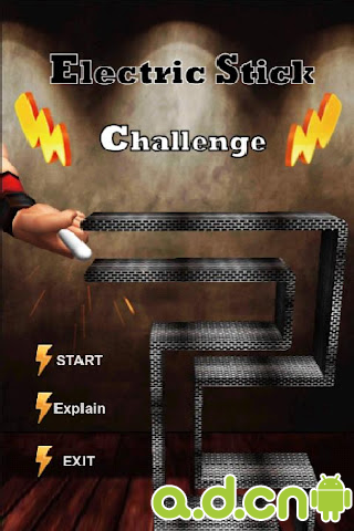 電流急急棒 v9,Electric Stick Challenge 3D-Android益智休闲遊戲下載