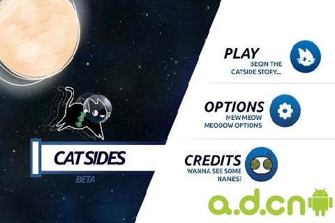 管道貓 Cat Sides v2.11-Android益智休闲免費遊戲下載