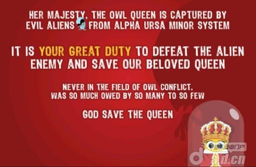 拯救貓頭鷹 v1.0,Free The Owl Queen Free