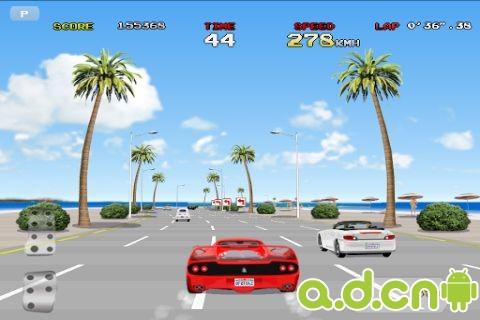 終極超跑 Final Freeway v1.9.5.0-Android竞速游戏免費遊戲下載