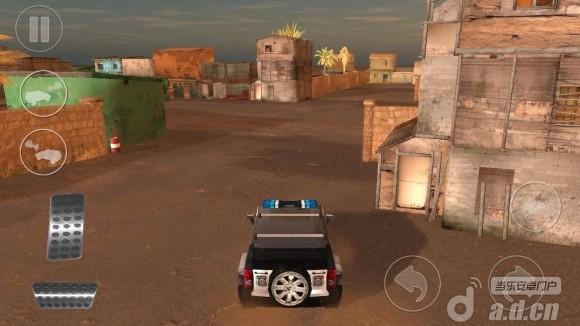 瘋狂的警察4:3D賽車模擬 MadCop4 v1.0.0-Android益智休闲免費遊戲下載
