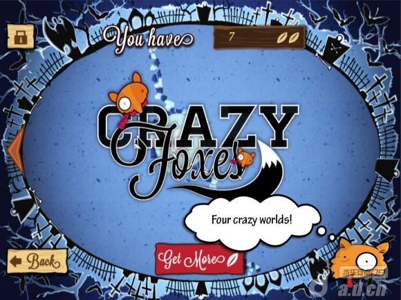 瘋狂的狐狸 Crazy Foxes v1.2.1-Android益智休闲類遊戲下載