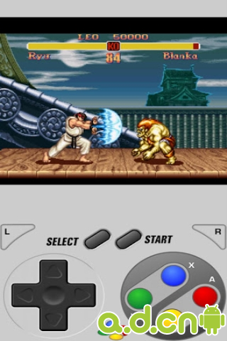 超級任天堂模擬器 SuperGNES v1.3.15-Android其他游戏免費遊戲下載