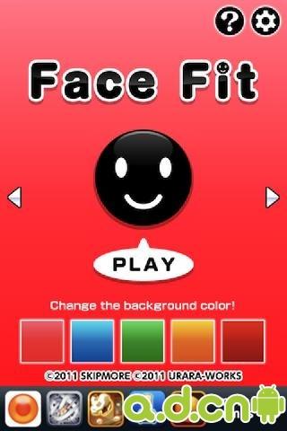 匹配笑臉 Face Fit v1.1.2-Android益智休闲免費遊戲下載
