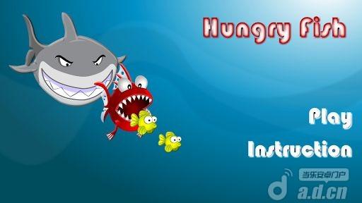 瘋狂飢餓魚2 Angry Hungry Fish 2 – Tap Fish v3.0-Android益智休闲免費遊戲下載