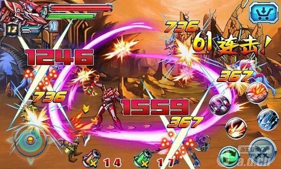 暴力戰神(超爽版) v1.0-Android动作游戏免費遊戲下載