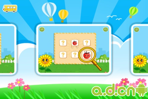 水果連連看 Pair match for baby v4.1-Android益智休闲免費遊戲下載