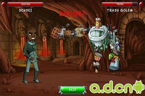 怒火武士 Angry Heroes v0.1.6.0-Android角色扮演免費遊戲下載
