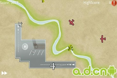 空中管制免費版 v3.31,Air Control Lite