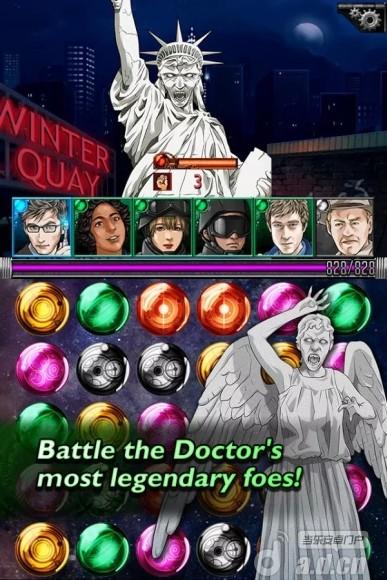 異世奇人:遺產(含數據包) Doctor Who: Legacy v1.0.2.2-Android益智休闲類遊戲下載