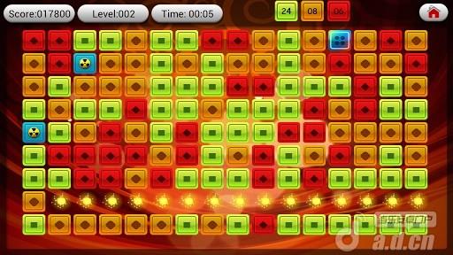 亂消方塊 v1.0,Block Crush-Android益智休闲遊戲下載