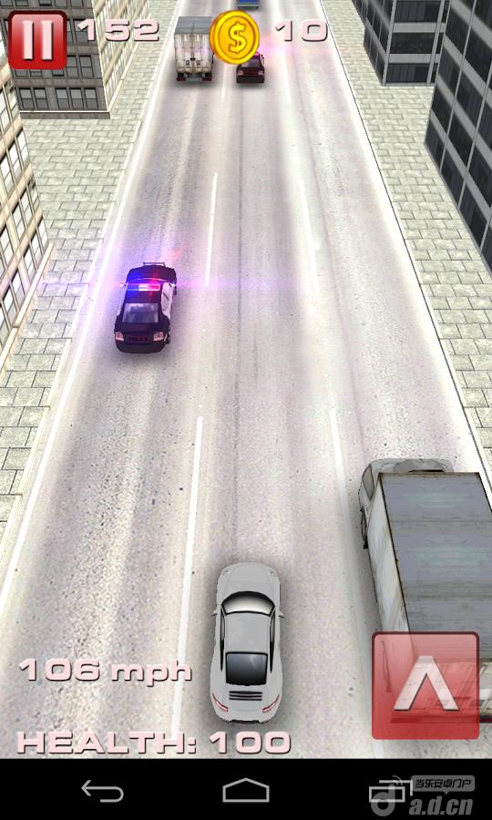 真實3D賽車 Real 3D Racing v2.0-Android竞速游戏免費遊戲下載