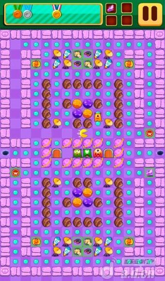 吃豆人大冒險 Big Belly-Free Game v1.0-Android益智休闲免費遊戲下載