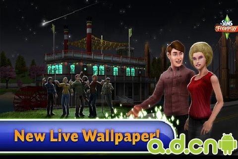 模擬市民:自由行動聖誕節修改版(含數據包) v1.10.6,The Sims FreePlay