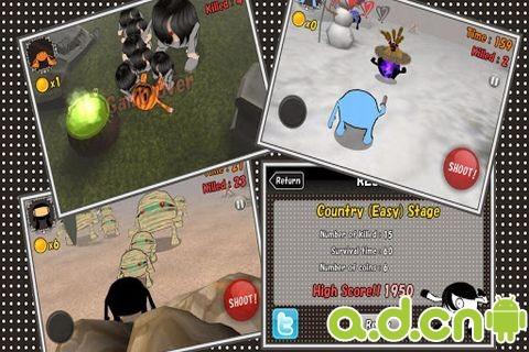 傷痕衝鋒 Scar Rush!! v1.0.5-Android射击游戏類遊戲下載