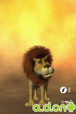 會說話的獅子 Talking Luis Lion v2.9-Android益智休闲類遊戲下載