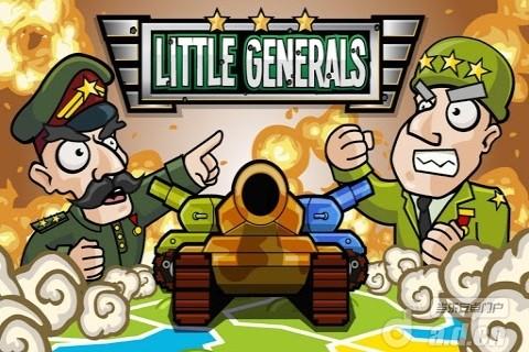 小小指揮家 修改版 Little Generals v2.5-Android益智休闲免費遊戲下載