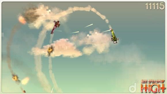 『六點起飛 Six O'Clock High』評測:最激烈的空中格鬥