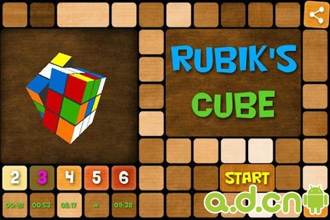 魔方3D v1.4.5,Rubik