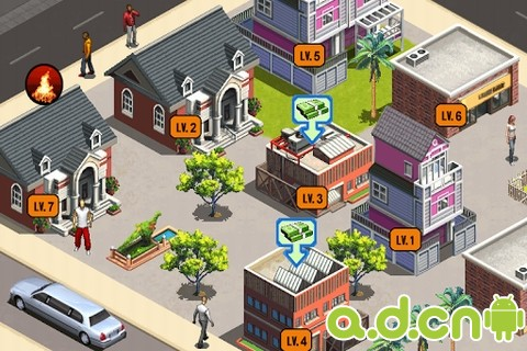 黑幫城市 v1.0.2,Gangstar City-Android模拟经营遊戲下載