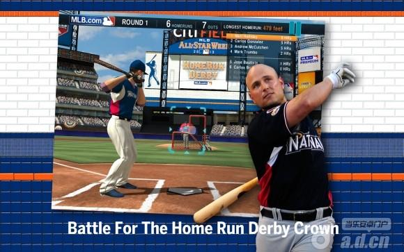 大聯盟全壘打大賽修改版(含數據包) MLB.com Home Run Derby v1.1.149820-Android体育运动免費遊戲下載