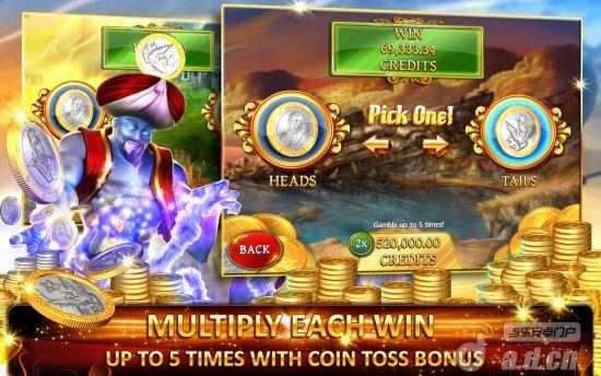 老虎機- 魔法之旅Slots – Journey of Magic v1.4.269-Android棋牌游戏類遊戲下載