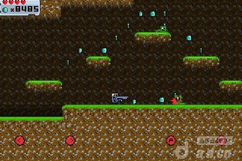 太空探索 修改版 Astro Quest v1.0-Android射击游戏類遊戲下載