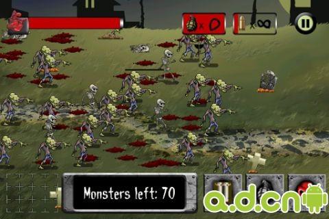 天啟怪物入侵:殭屍惡魔 v1.0.1,ApocaMonster: Zombies & Demons
