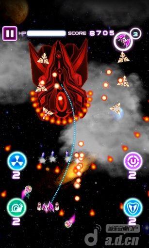 雷電空襲 Raiden Air Attack v1.3-Android射击游戏免費遊戲下載