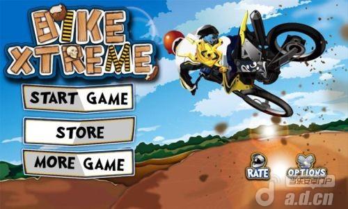 極限摩托 Bike Xtreme v1.4-Android竞速游戏免費遊戲下載