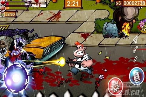虐殺殭屍 修改版(含資料包) Fangz v1.11-Android动作游戏免費遊戲下載