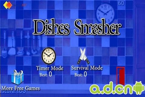 切盤子 v1.0.3,Smash the Dishes