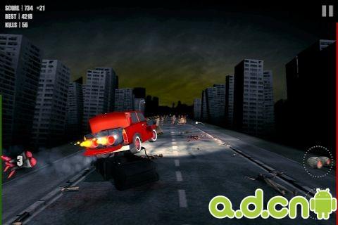 轎車大戰殭屍(含資料包) v1.2.7,Trabi vs Zombies