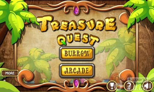 埃及寶藏 中文版 Treasure Quest v1.6-Android益智休闲免費遊戲下載