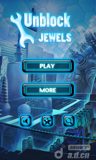 寶石華容道 v1.2,Unblock Jewels