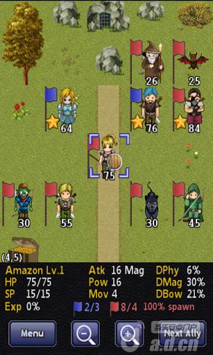 王國戰爭 v1.6,Kingturn RPG Plus