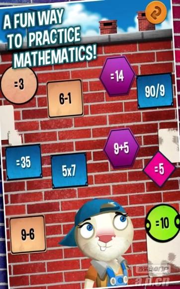 數字對對碰 Wombi Math v1.0-Android其他游戏免費遊戲下載