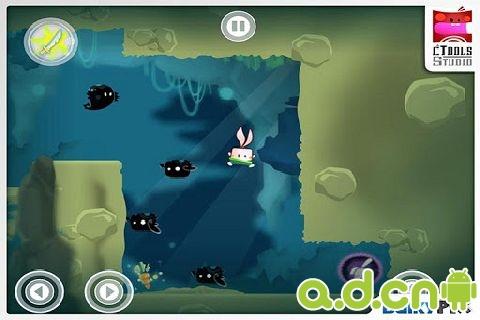 安卓益智休闲游戏《功夫兔子 Kung Fu Rabbit》