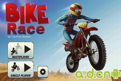摩托車錶演賽 完整版 Bike Race Pro v3.0-Android益智休闲類遊戲下載