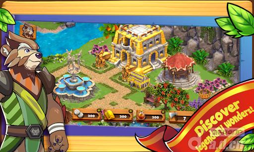 叢林小鎮冒險 v1.0.1,Jungle Town Adventures