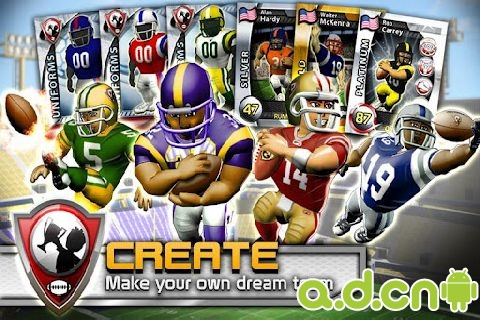 橄欖球大贏家 Big Win Football v3.5.2-Android体育运动免費遊戲下載