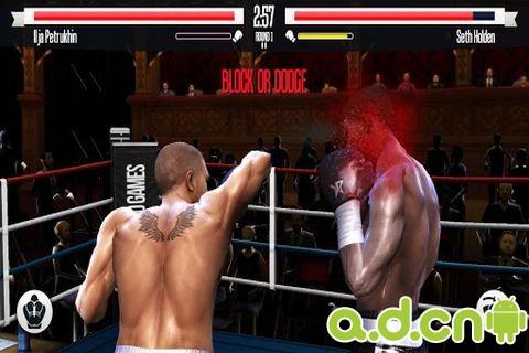 真實拳擊 通用版(含資料包) v1.2.5,Real Boxing