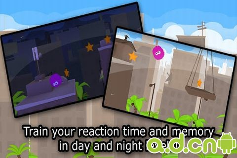 毛球跳躍 Fluffy Ball v1.1.5-Android益智休闲免費遊戲下載