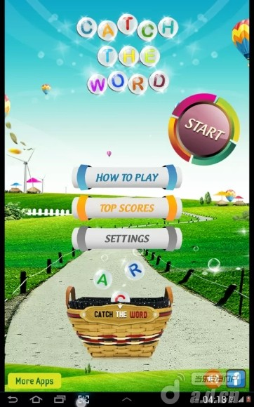 字母降落傘精簡版ABC Alphabet Game Kids Free v1.0.13-Android益智休闲類遊戲下載