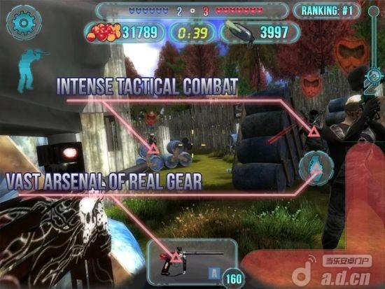 野外戰場 Fields of Battle v1.2-Android射击游戏類遊戲下載