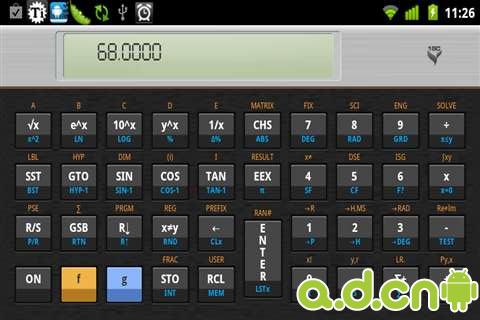 能够进行数值积分,方程组求解,支持复数和矩阵计算.