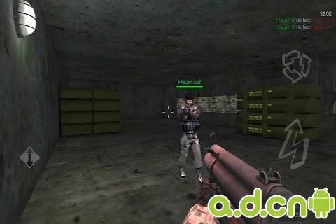 要塞防禦 Combat In The Fortress v12.0-Android射击游戏類遊戲下載
