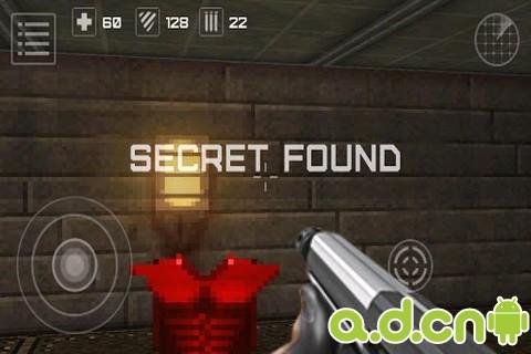 陰鬱地下城2:鮮血榮耀 Gloomy Dungeons 2: Blood Honor v2013.07.12.1443-Android射击游戏遊戲下載